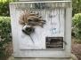 Foto danneggiamento monumento